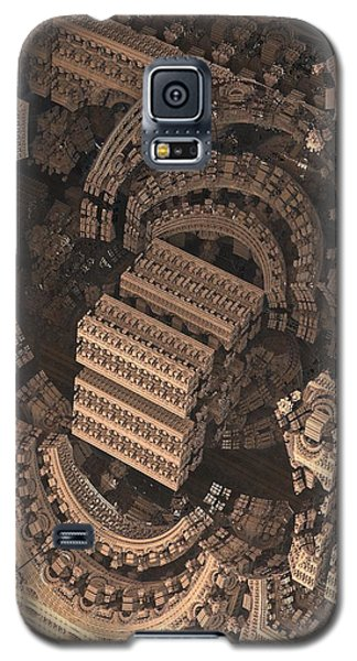 Cathedral 1 Detail Galaxy S5 Case