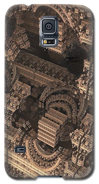 Cathedral 1 Galaxy S5 Case by Jacob Bettany