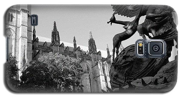 Religious Galaxy S5 Case - Cathedral Of Saint John The Divine - by Joel Lopez