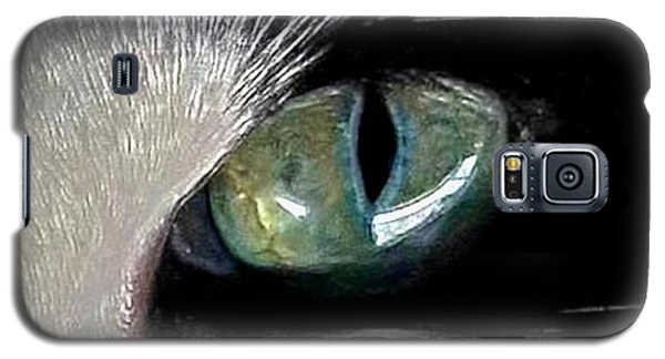 Cat's Eye Galaxy S5 Case