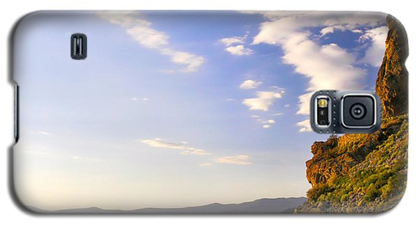 Cave Rock - Lake Tahoe Galaxy S5 Case