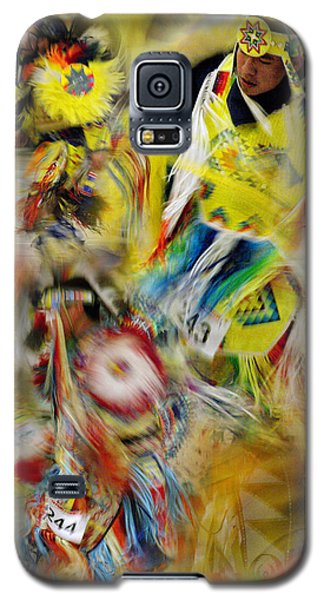 Galaxy S5 Case featuring the photograph Celebration Of Nations by Vicki Pelham