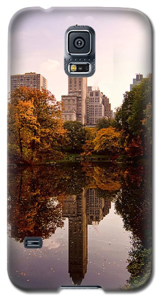 Galaxy S5 Case featuring the photograph Central Park by Michael Dorn