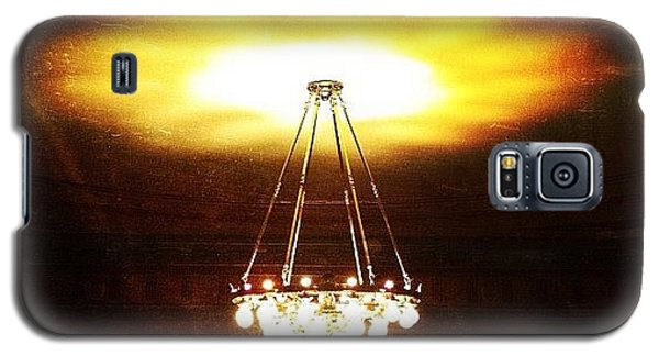 Light Galaxy S5 Case - Chandelier by Natasha Marco