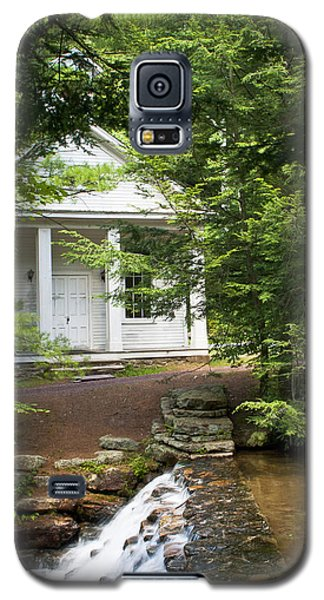 Chapel At Hickory Run State Park Galaxy S5 Case
