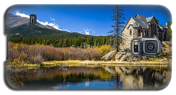 Chapel On The Rock Galaxy S5 Case