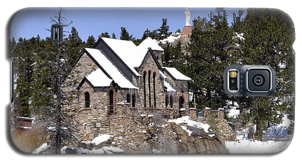 Chapel On The Rocks No. 3 Galaxy S5 Case