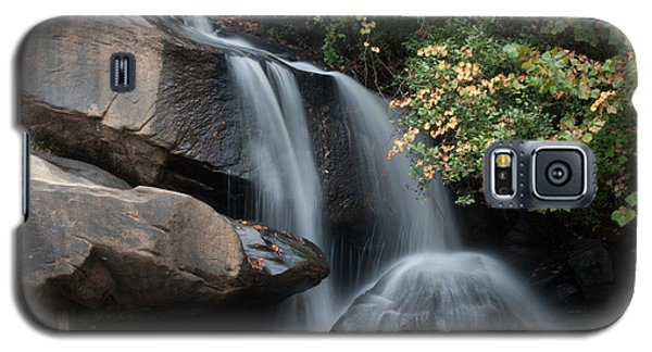 Galaxy S5 Case featuring the photograph Chau-ram Falls by Lynne Jenkins