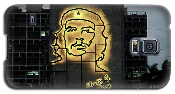Galaxy S5 Case featuring the photograph Che Guevera II by Gary Dean Mercer Clark