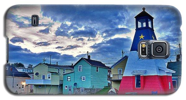 Galaxy S5 Case featuring the photograph Cheticamp In Cape Breton Nova Scotia by Joe  Ng