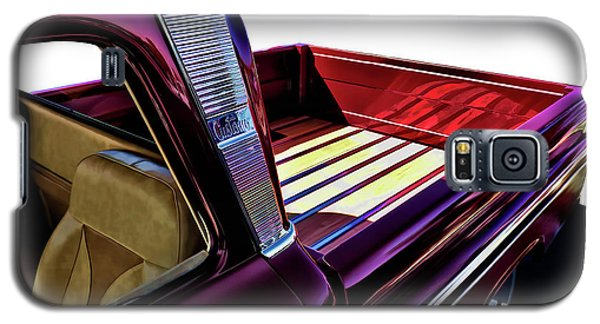 Truck Galaxy S5 Case - Chevy Custom Truckbed by Douglas Pittman