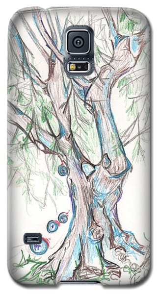 Chico Ca River Tree Galaxy S5 Case
