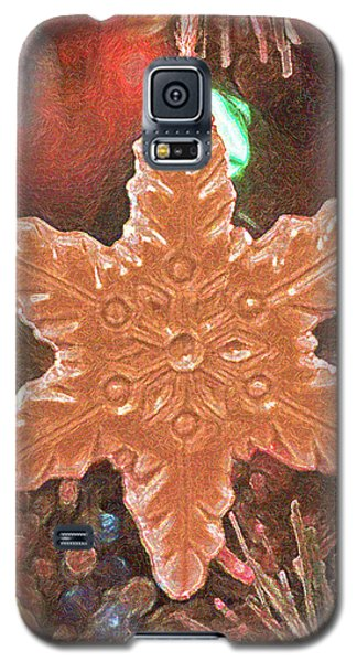 Christmas 2 Galaxy S5 Case