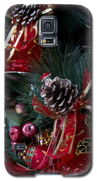 Galaxy S5 Case featuring the photograph Christmas Bells by Ivete Basso Photography