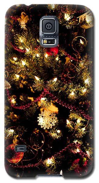 Christmas Tree Galaxy S5 Case