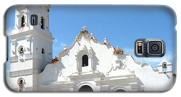 Church Of Nata De Los Caballeros Galaxy S5 Case