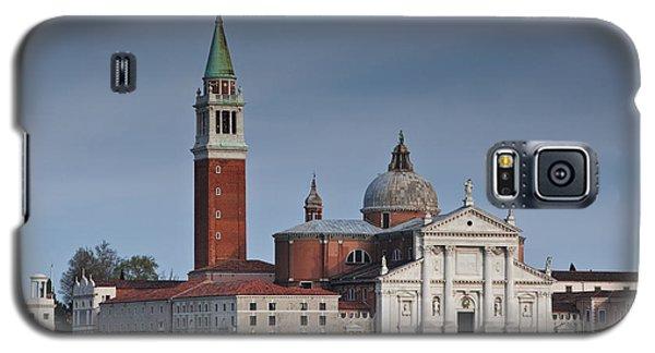Church Of San Giorgio Maggiore Venice Italy Galaxy S5 Case by Gabor Pozsgai