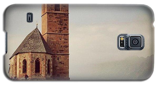 Architecture Galaxy S5 Case - Church Of Santa Giustina - Alto Adige by Luisa Azzolini