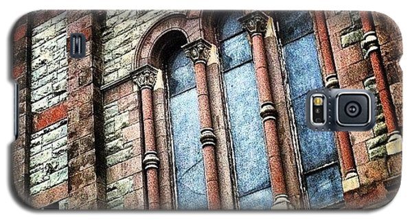 Religious Galaxy S5 Case - Church Of St. Luke & St. Matthew by Natasha Marco