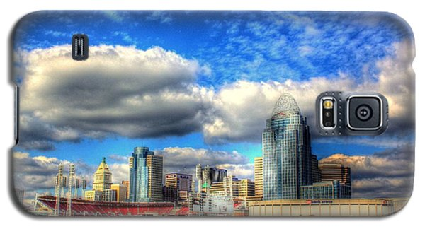 Cincinnati Skyline 2012 - 2 Galaxy S5 Case