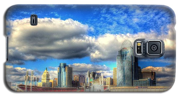 Cincinnati Skyline 2012 - 2 Galaxy S5 Case