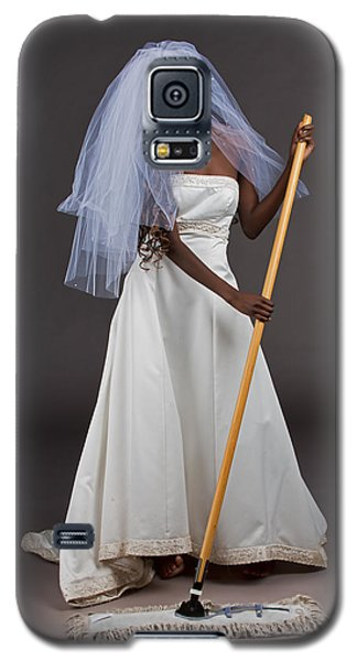 Cinderella Bride Galaxy S5 Case