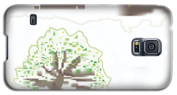 City Tree Galaxy S5 Case