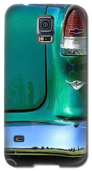 Galaxy S5 Case featuring the photograph Classic Chevy by Tyra  OBryant