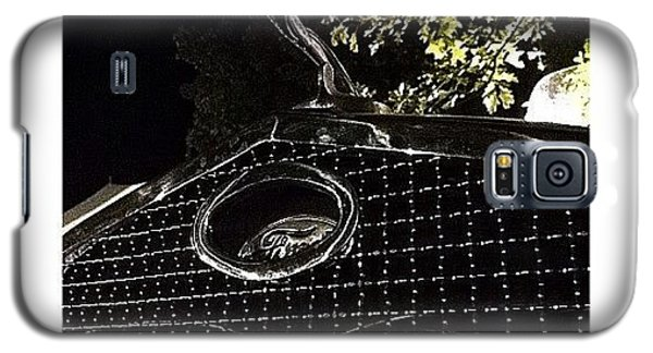 Classic Ford Galaxy S5 Case by Natasha Marco