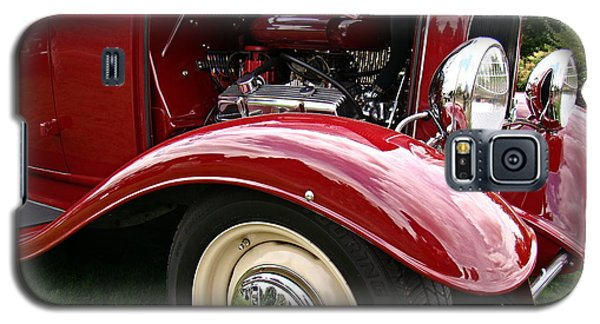 Galaxy S5 Case featuring the photograph Classic Ford by Nick Kloepping
