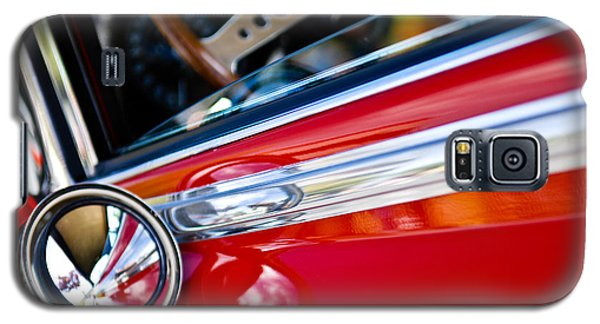 Classic Red Car Artwork Galaxy S5 Case