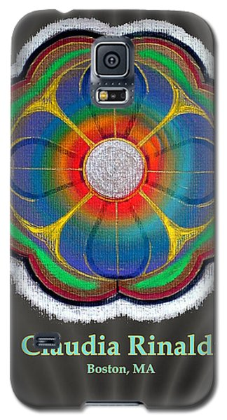 Claudia Rinaldi Galaxy S5 Case