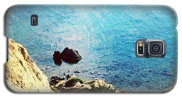 Nudes Galaxy S5 Case - Climb Down To Secret Beach (not So by Cage 😱 Folles