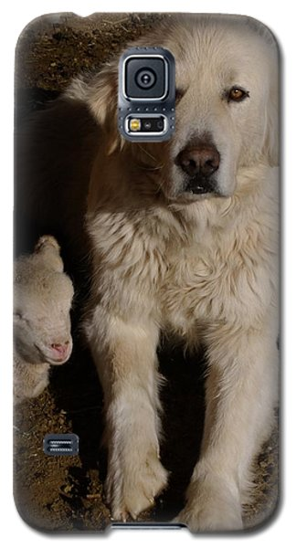 Close Personal Protection Galaxy S5 Case