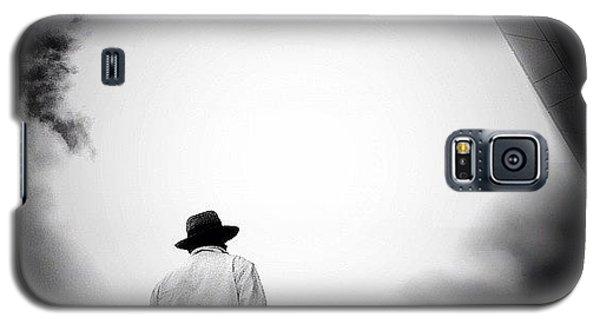 Igersoftheday Galaxy S5 Case - Cloud Cowboy - Concrete Jungle by Robbert Ter Weijden