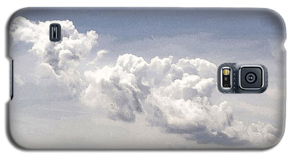 Galaxy S5 Case featuring the photograph Clouds Over The Bay by Michael Friedman