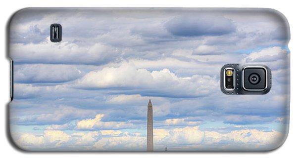 Clouds Over Washington Dc Galaxy S5 Case