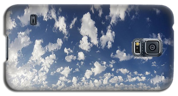 Cloudy Sky Galaxy S5 Case