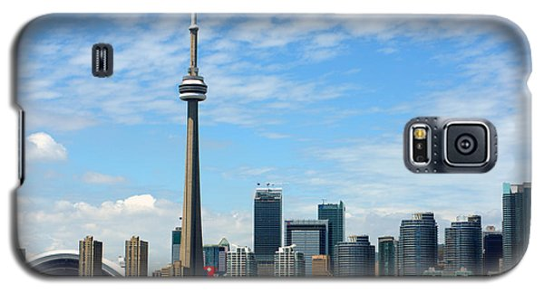 Cn Tower Galaxy S5 Case by Jeff Ross