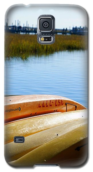 Coastal Life Galaxy S5 Case