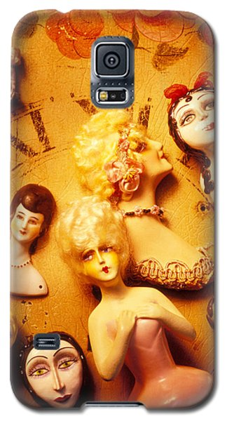 Collectable Dolls Galaxy S5 Case