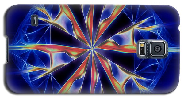 Color Me Galaxy S5 Case by Danuta Bennett
