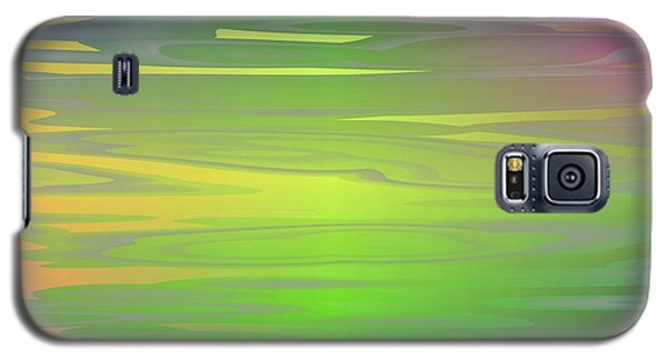 Galaxy S5 Case featuring the digital art Color Play by Jeff Iverson