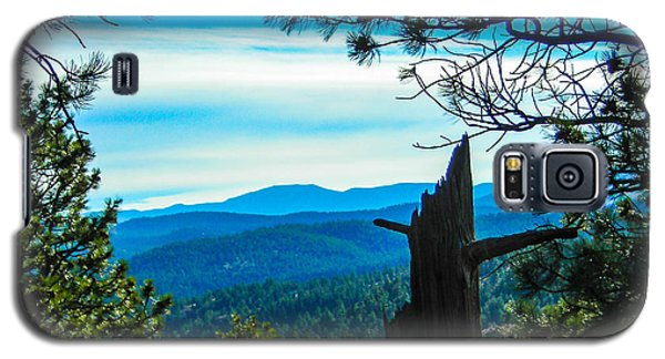 Galaxy S5 Case featuring the photograph Colorado View by Shannon Harrington