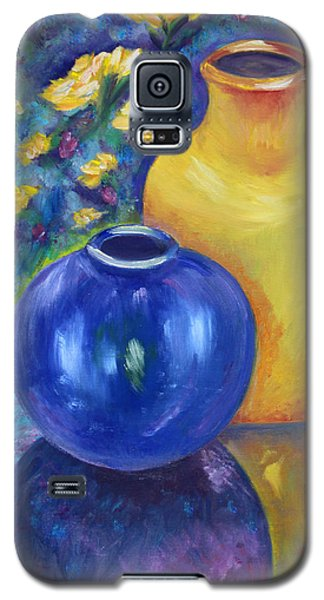 Colorful Jars Galaxy S5 Case