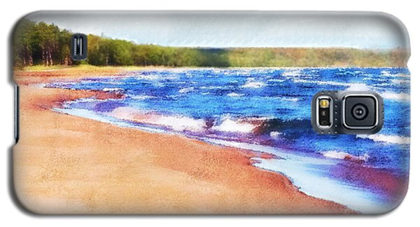 Galaxy S5 Case featuring the photograph Colors Of Water by Phil Perkins
