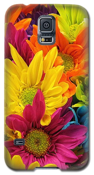 Colossal Colors Galaxy S5 Case