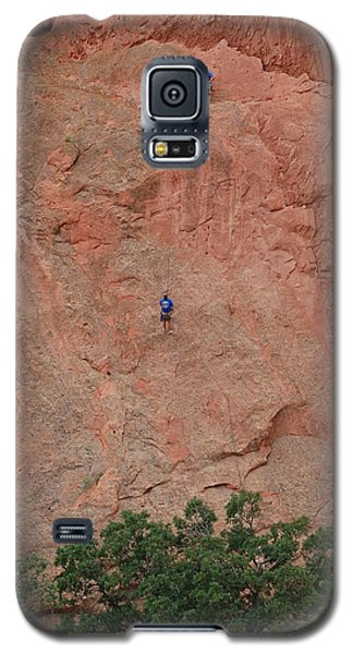 Coming Down The Mountain Galaxy S5 Case