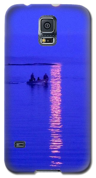 Coming Home Galaxy S5 Case by Francine Frank