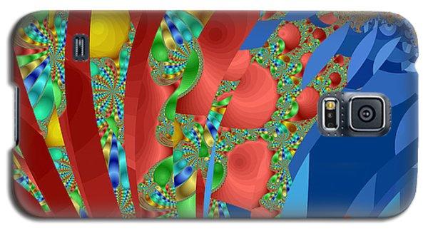 Complex Garden Galaxy S5 Case